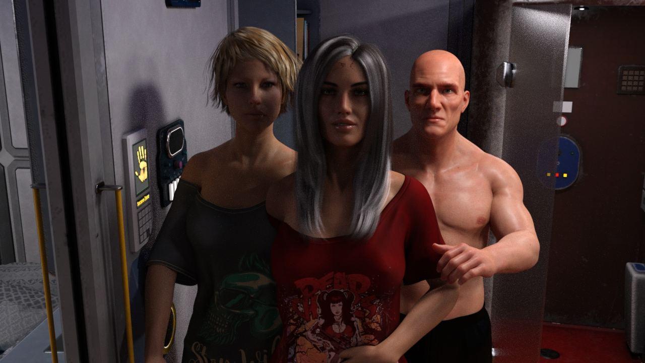 Survival - Sci-Fi Erotic Story